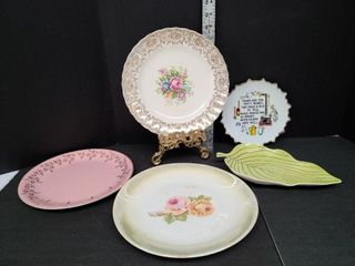 Miscellaneous Collectible Plates and Dish