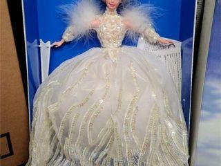 Snow Princess Barbie In Original Box