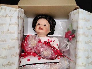 Rosa Doll By Yolanda Bello # 227 FB Ashton Drake
