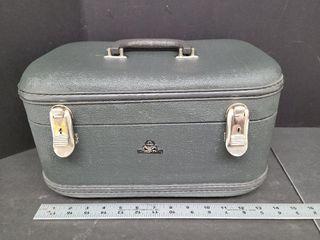 Vintage McBrine Makeup Case