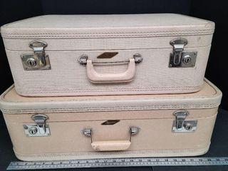 2 Vintage Packaway Cases