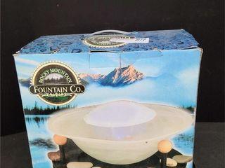 Glass Fountain Mister (Rockey Mountain Fountain )