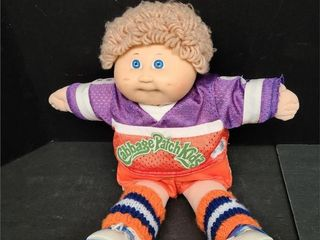 Cabbage Patch On Roller Skates
