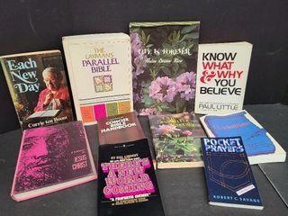 10 Religious Books