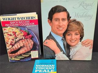 Weight Watchers, Royal Wedding, Norman Vincent