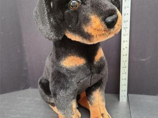 Large Stuffed Dog Like New