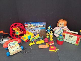 Misc. Kids Toys & Lego