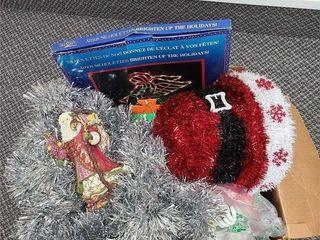 Large Christmas Decorations Surprise Box