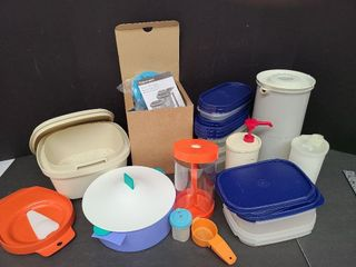 Misc. Tupperware - Some New & Some Used