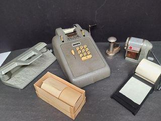 Vintage Office Equipment
