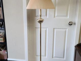 Brass Looking Floor Lamp