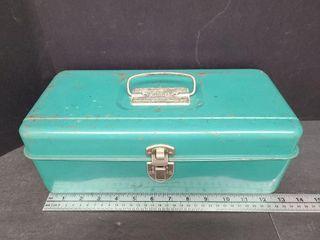 Vintage Liberty Tackle Box USA