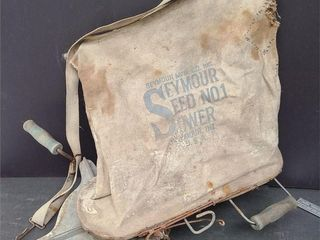Antique Seymour Seed No.1 Sower Seymour Indiana US