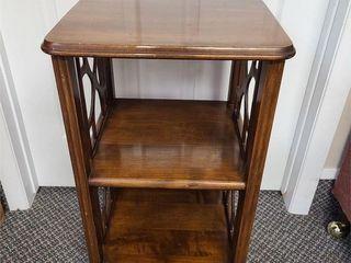 Nice Solid Wood Vintage Side Table