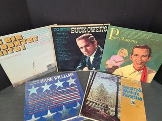 5 Old Time Country Records