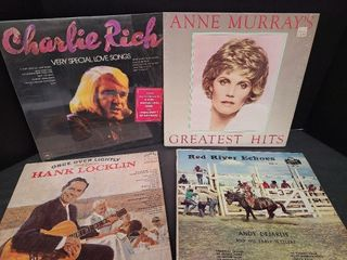 4 Old Time Country Records