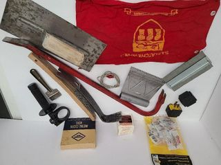 Misc. Lot Of Tools