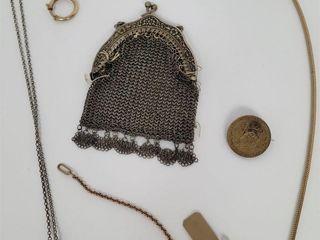 Misc. Antique Jewelry Lot