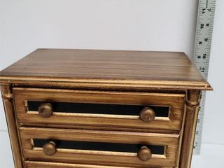 Music Jewelry Box, Pins, Old Watches, Chains
