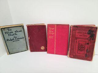 Misc. Antique Books