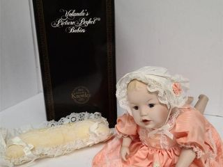 "Ashton Drake "" Yolanda's Picture Perfect Babies"""