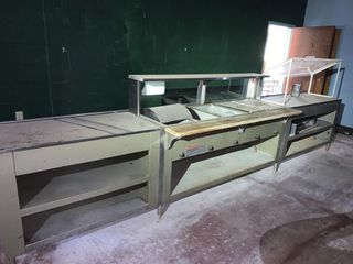 Aerohot Commercial Serving Counter