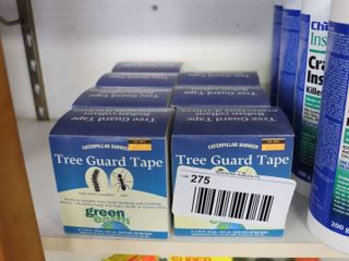 7 BOXES OF TREE GUARD TAPE