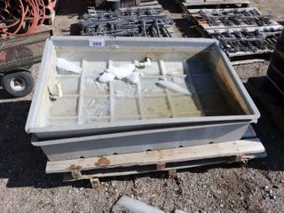 2 POlY WATER TANKS   30  X 47