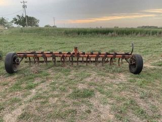 15IJ Wako 2 Row Cultivator