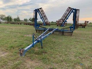 45IJ DMI Crumbler  hydraulic lift fold