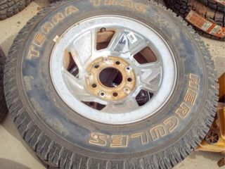 2 lT235 75R15 GOOD RUBBER