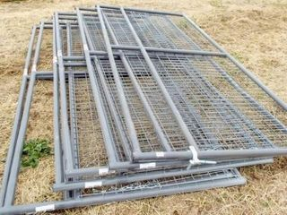 6 10  wire filled gates