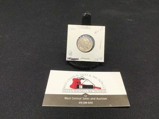 May Coin & Currency Auction