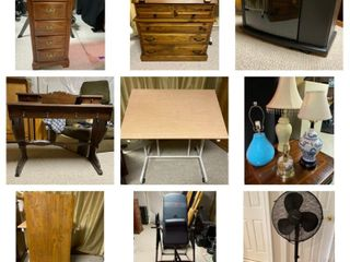 LARGE ONLINE ESTATE SALE IN PURCELLVILLE, VA. SALE BEGINS TO END ON WED MAY 5 AT 3:30PM