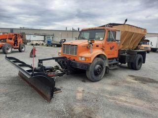 VA - Construction Equipment & Trucks Auction