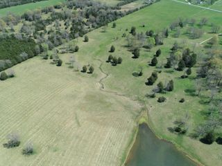 127+/- Acres Offered in Tracts - 4 BR, 4.5 BA Custom Home with Barn, Pond, Open Pasture & Mature Hardwoods - AUCTION July 10th
