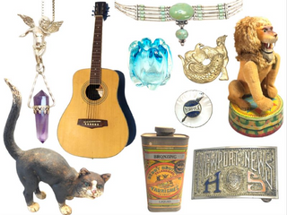 Small Summer Trinkets & Treasures (P598)