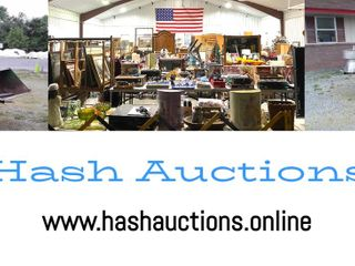 Hash Auctions Online Auction