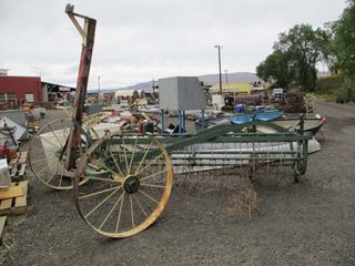 Saturday Summer 2021 Consignment Auction