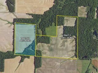 Perry Co IL 180 +/- Acre Land Auction