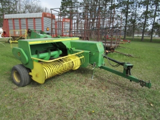 Haying Equipment and Other Excess Farm Machinery