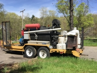2004 Cam Spray Seal Trailer and Tank Auction Ending 5/18