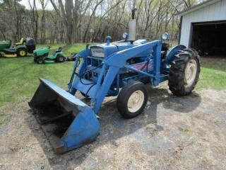 Online Estate Auction - Car, Tractor, Shop, Antiques, Households & More