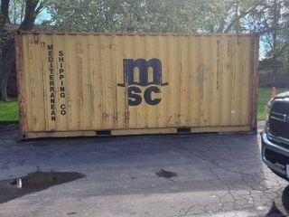 20' Shipping Container-NY #24876