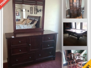 Castle Rock Moving Online Auction - Good Hope Drive