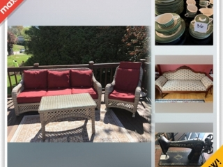 Stow Moving Online Auction - Robert Road