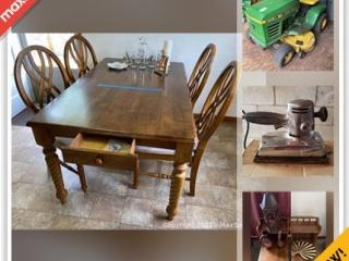 Jarrettsville Estate Sale Online Auction - Old Federal Hill Road