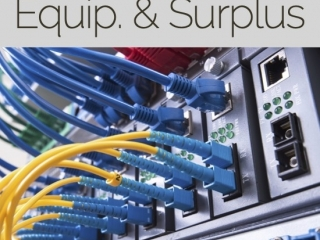Industrial Tools, Equipment and Surplus