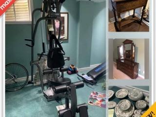 Aurora Moving Online Auction - Sisman Avenue