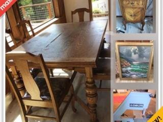 Port Townsend Downsizing Online Auction - Wilson Street